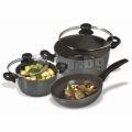 Stoneline комплект кухненски съдове за готвене от 5 части | 172187 - 285672
