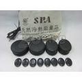16 бр Вулканични камъни за масаж подгряваща чантичка | 172252 - 285910