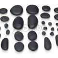 Вулканични камъни за масаж комплект №34 34 | 172259 - 285937