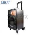 MBA Q8A караоке уредба с безжичен микрофон и дистанционно | 172371 - 286432