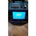 MBA TV 10 активна акумулаторна караоке система с DVD и екран | 172574 - 287197