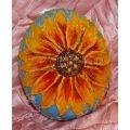 Рисувани с енергийни рисунки черупки от щраусови яйца | 239977 - 392905