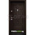 Блиндирана входна врата модел T-108 | 362870 - 563060